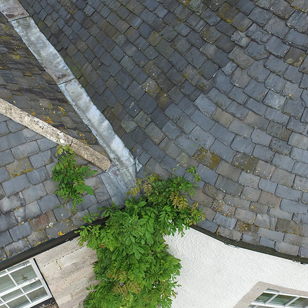 Aerial inspection services aberdeen